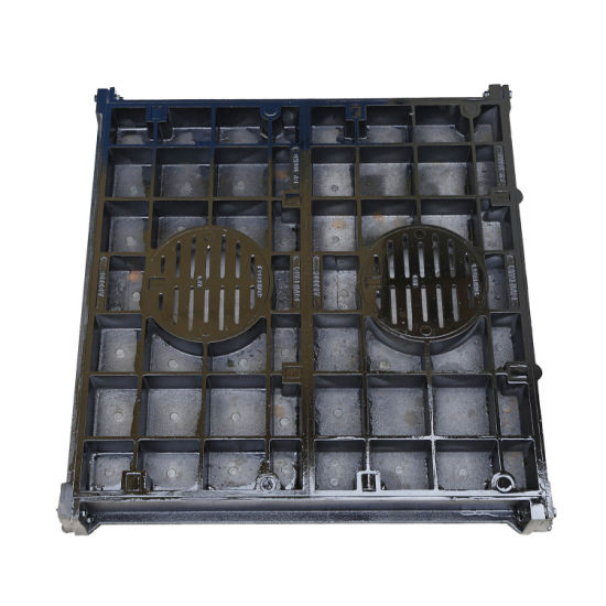 Gas Burner Factory Steel Supply Ductile, Casting, Iron, Manhole Drain Cover with OEM Services
