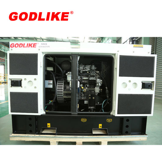 with Perkins Engine 400kVA 320kw Diesel Generator Set on Stock pictures & photos