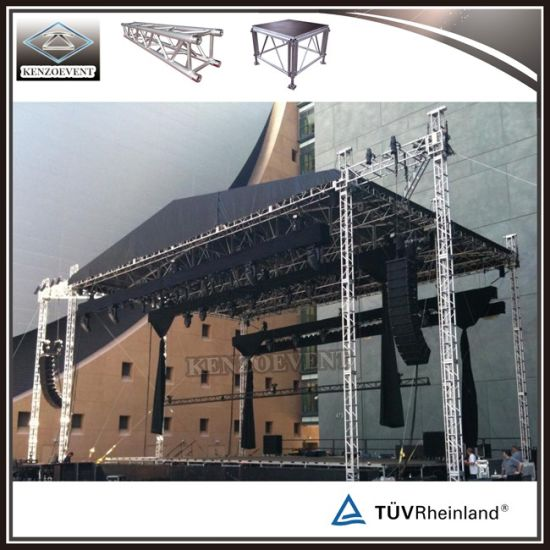 Universal Aluminum Roof Truss System with Canopy pictures u0026 photos & China Universal Aluminum Roof Truss System with Canopy - China Truss ...