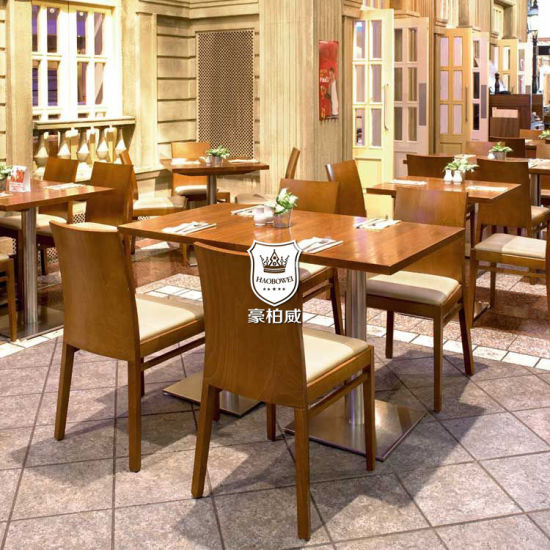 Restaurant Tables Chair Sets