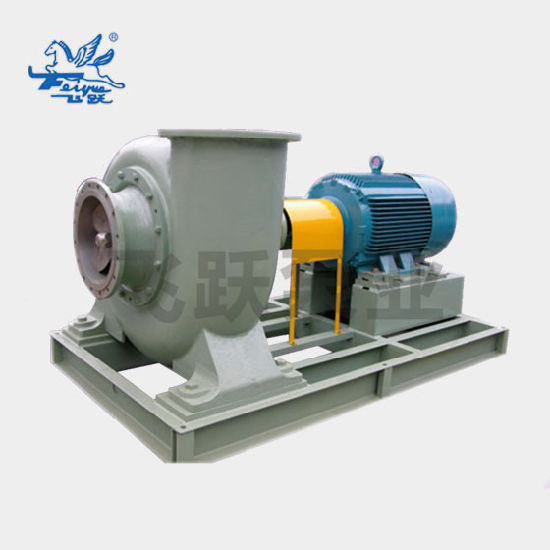 Power Plant Use Volute Mixed Flow Pump