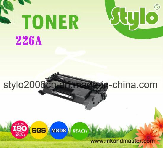 CF226A, 26A, 226A, Laser Black Toner Cartridge for HP M402dw/M402dn/M426 Printer