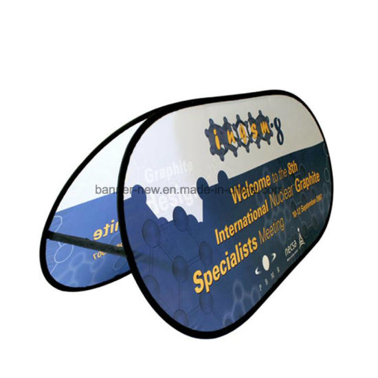 Outdoor Advertising Pop up a Frame Fabric Banner (SS-AF-5) pictures & photos