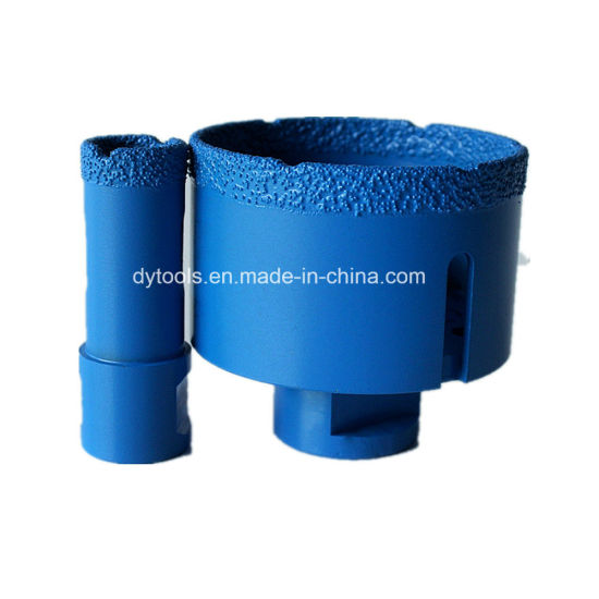 Vacuum Brazed Dry Core Bit/Ceramic Hole Saw/Tile Hole Saw pictures & photos