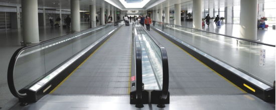 Travelator for Air Port and Subway Stationt pictures & photos