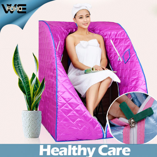 2L Capality One Person Mini Steam Portable Sauna Room pictures & photos
