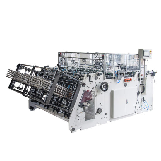 Carton Erecting Packing Machine with Video Guide