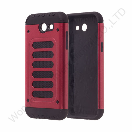 Dual Layer Hybrid Kickstand Cover Case for iPhone 7