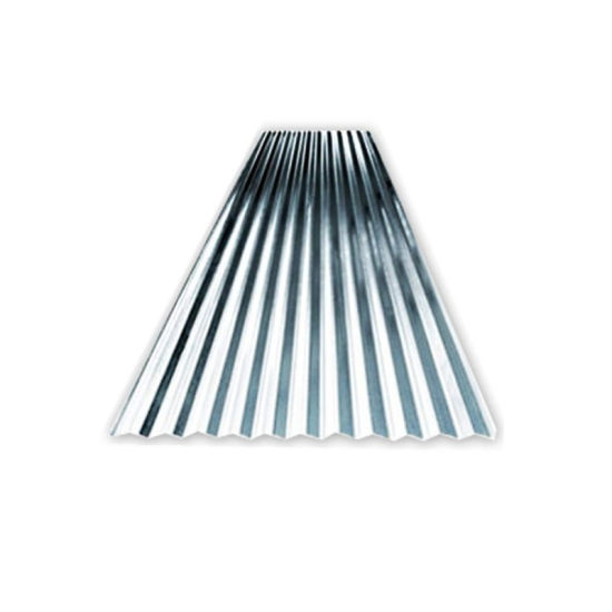 ASTM A635 Z180 Galvanized Corrugated Steel Sheet