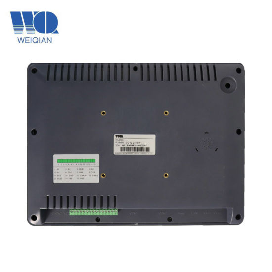 10.4 Inch Linux Industrial Tablet PC Resistance Screen
