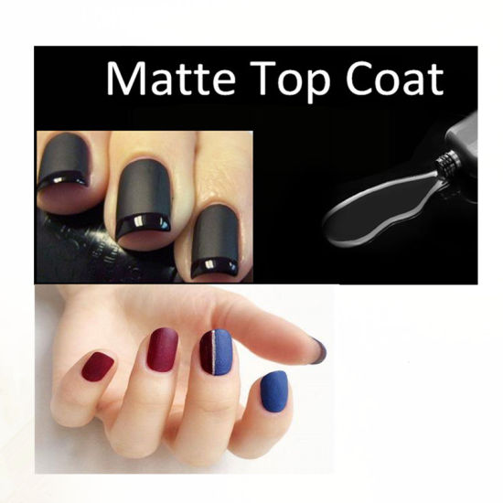 Nail Gel Uv Matte Top Coat