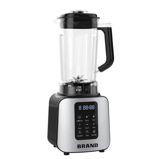 1700watt Digital High Speed Blender with 1.7L BPA Free Jar