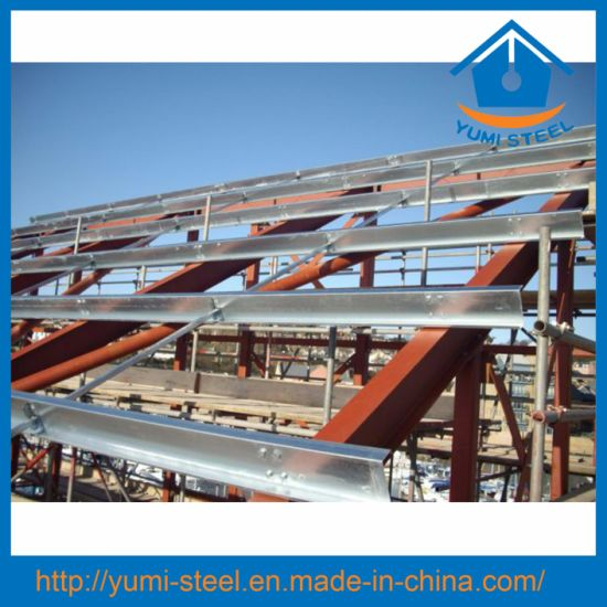 China Galvanized Steel Z Purlins Girts Section Frame Roof