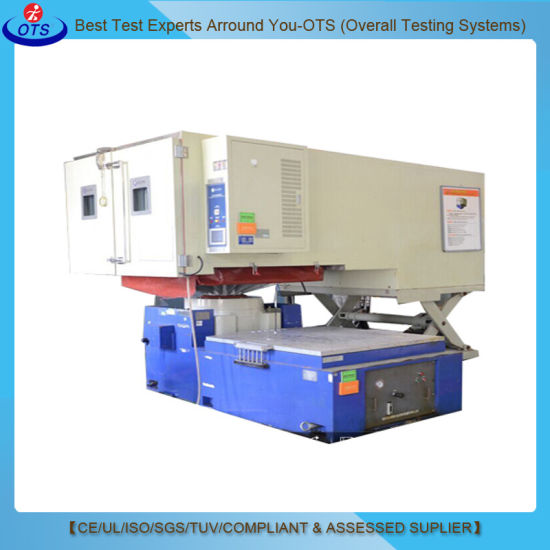 Environmental Chamber Climatic Temperature Humidity Vibration Three Comprehensive Test Chamber