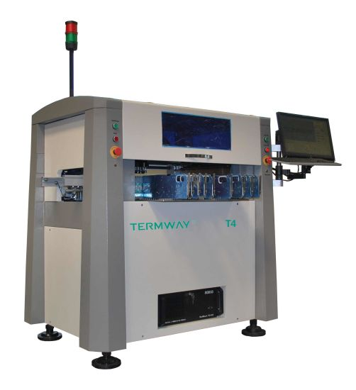 Inline Visional Pick and Place Machine for 0201chip Mounter