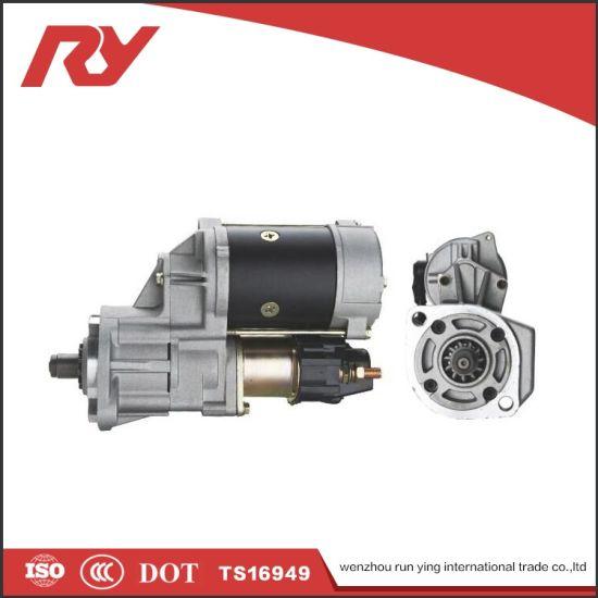 Enjoyable China 24V 4 5Kw 11T Auto Starter For Isuzu 89722 02971 0 24000 03120 Wiring Digital Resources Talizslowmaporg