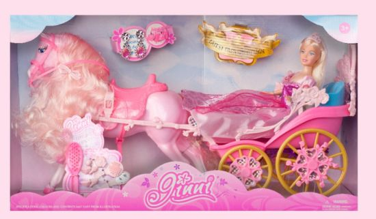 2020 Newest Doll Set with Horse Beautiful Fashion Doll Toys pictures & photos
