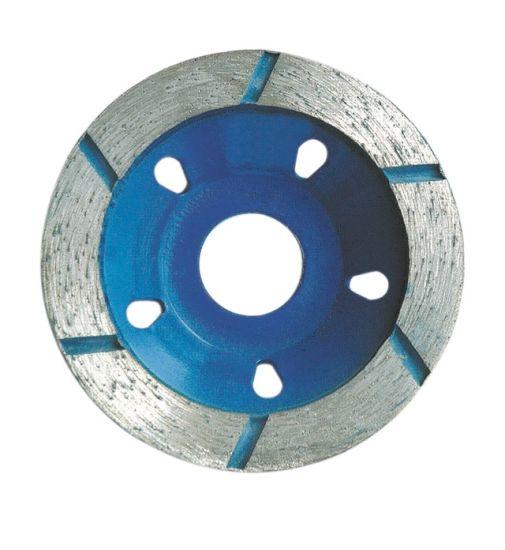 "Diamond Grinding Wheel, Cutting Tool, Wide Tooth Turbo Grinding Wheel 3"""