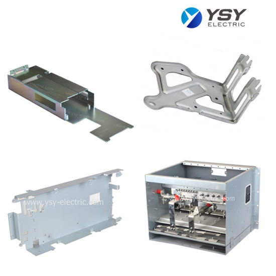 Sheet Metal Pressing Stainless Steel Aluminum LCD Computer Panel Parts Customized Heavy Stamping Metal Parts Fabrication