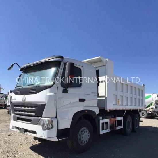 Sinotruk HOWO 6X4 371HP Dump Truck Tipper Truck