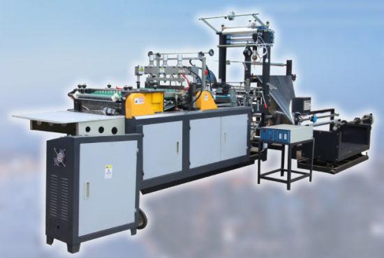 Multifunctional Side Sealing Heat Cutting Bag Making Machine