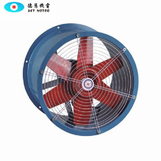 Sfg Series Axial Flow Duct Fan with Aluminum Alloy Blades