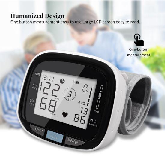 Wrist Blood Pressure Monitor Easy Handle Monitor