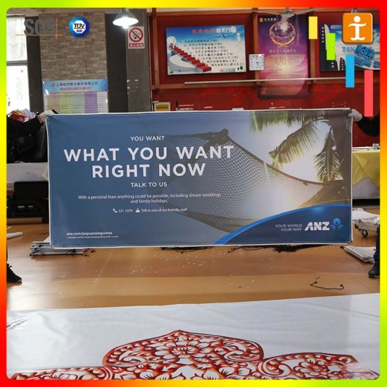 Large Size Vinyl Banner for Advertising