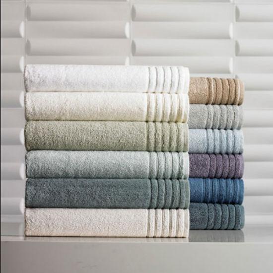 High Quality 100% Cotton Jacquard Bath Towel