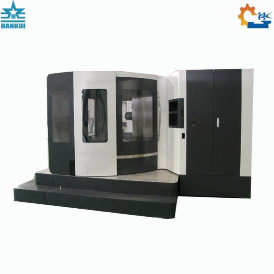H100 Horizontal Machining Center Machine with Taiwan Pressure Cylinder Factory Price