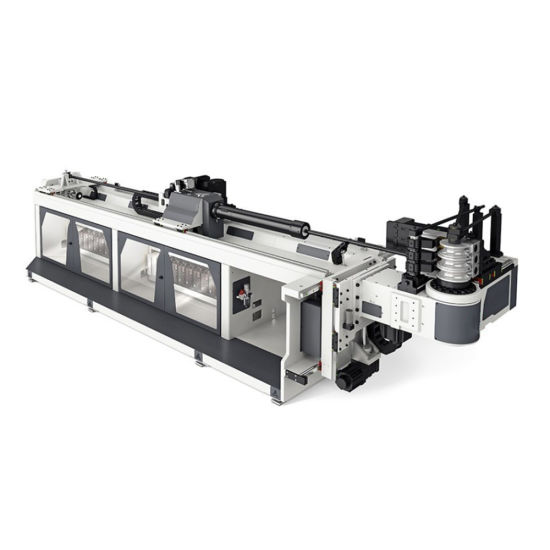 CNC Hydraulic Automatic Metal Mandrel Stainless Steel Round Square Bend Pipe Bending Machine Tube Bender