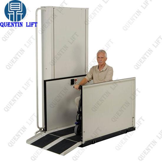 Barrier-Free Wheelchair Lift/ Hydraulic Wheelchair Lift