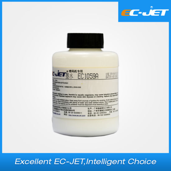 High Quality Eco- White Ink Compatible for Videojet Domino Linx Markem Imaje Printer