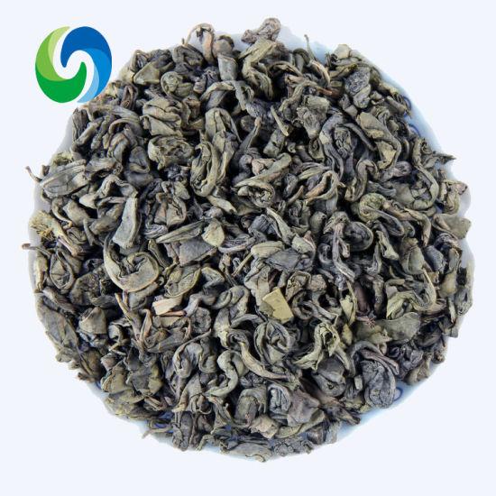 9375AA China Famous Tea Brand Gunpowder Organice Tea Export Chinese Slim Green Tea