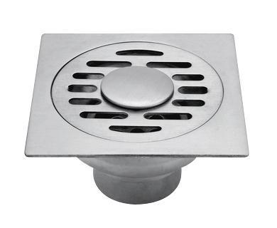 Bathroom & Kitchen Fitting Stainless Steel Floor Drain