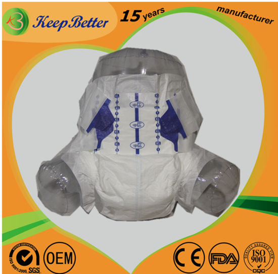 Ad341 iso ce fda certification free sample adult diaper for old men.