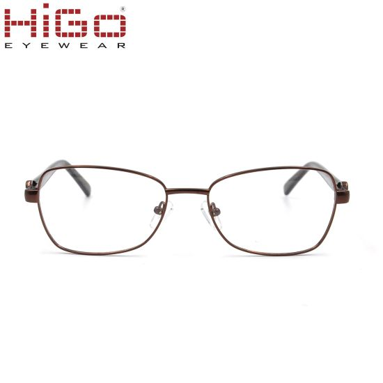 ccfe09c2fa1 China Latest Model Fashion Woman Custom High-Quality Metal Optical ...