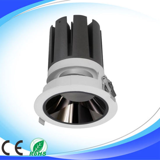 20W 30W 40W COB Round Dimmable Surface Mounted Recessed LED Down Light