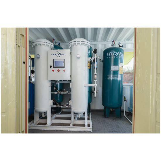 Psa Industrial Medical Oxygen Generator for Cylinder Filling