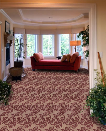 Emily Pp Surface Organic Fl Pattern Wall To Carpet Hotel Banquet Hall Home Commercial