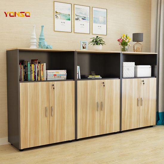 Home Small Office Desk Corner Storage Cabinets - China ...