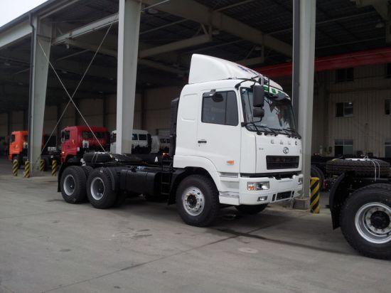 6X4 Prime Mover 380HP Tractor Head