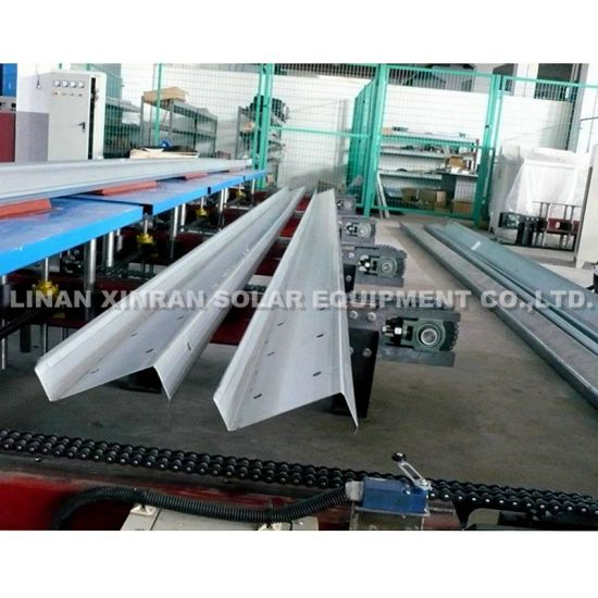China Automatic C and Z Purlins Roll Forming Machine for Sale