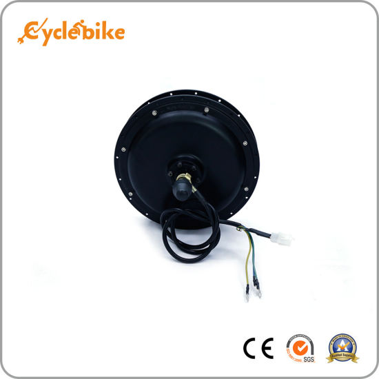Good! 48V 500W BLDC Gearless Electric Bike Motor for Bicycle