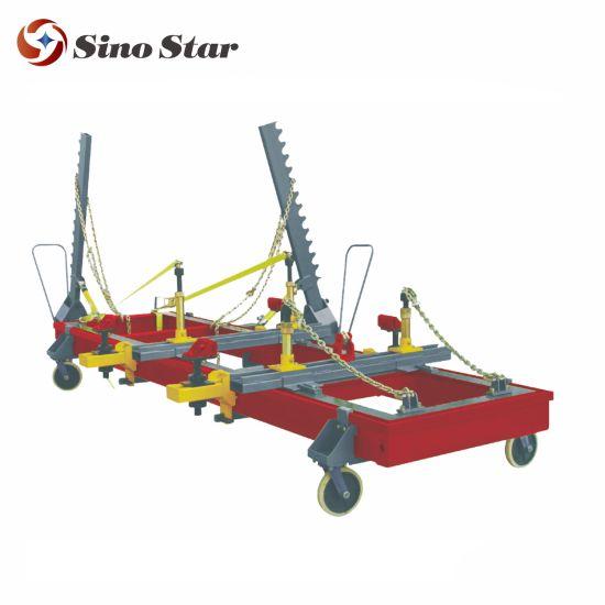 Auto Body Car Frame Bench/Car Collision Repair Equipment for Sale Ss-CRT005