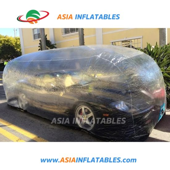 Portable Transparent Inflatable Car Garage Bubble Tent Inflatable Car Cover For Event China Bubble Plastic Car Cover And Car Parking Cover Price Made In China Com