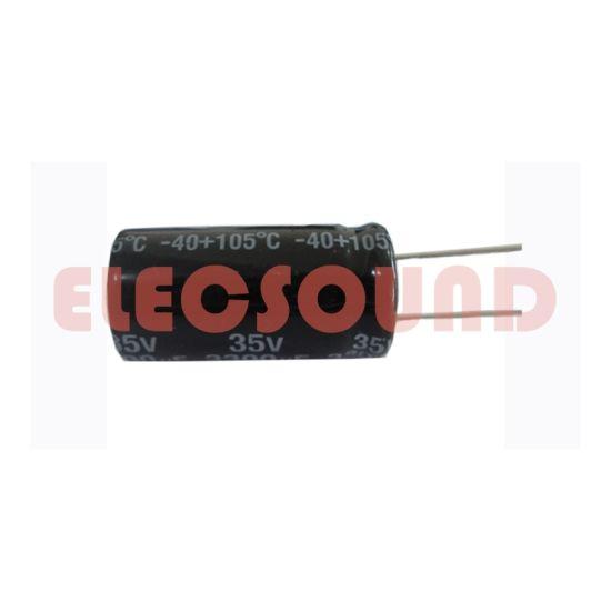 12 270 µF @ 16 Volt 105°C HIGH TEMPERATURE Electrolytic Capacitors