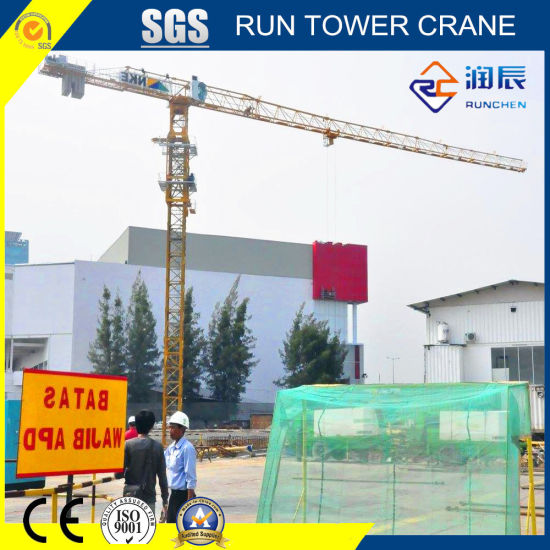 5013-6 Topless Tower Crane with Ce and SGS Certificate for Construction
