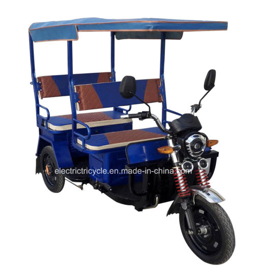China Passenger Use Electric Tricycle Easy Bike