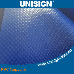 PVC Waterproof Laminated Tarpaulin PVC Coated Tarp for Pool Cover pictures & photos
